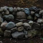 Steine 2 gerahmt 52x42cm 1/15